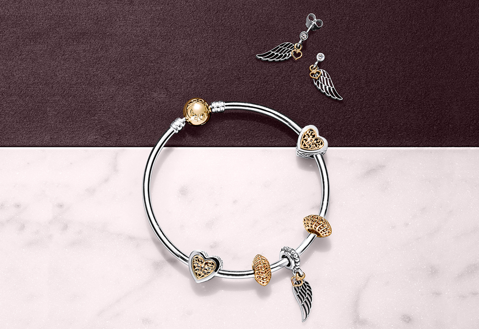 autumn 2015 lookbook womens jewelry pandora - Pandora Bracelet Design Ideas