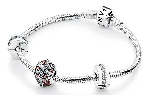 pandora charm official site