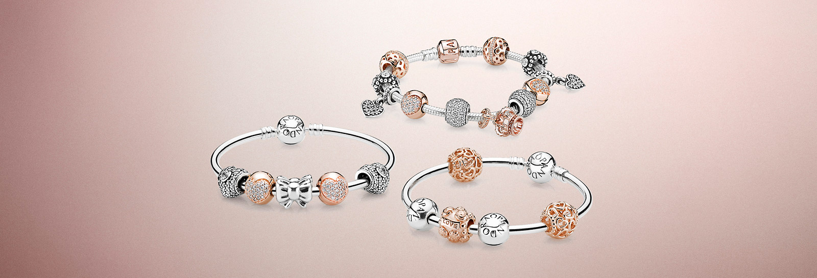 Style Your Pandora Rose™