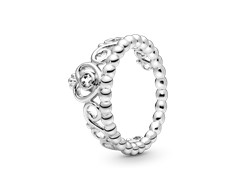 My Princess Stackable Ring, Clear CZ - 190880CZ