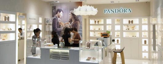 boutique pandora londres